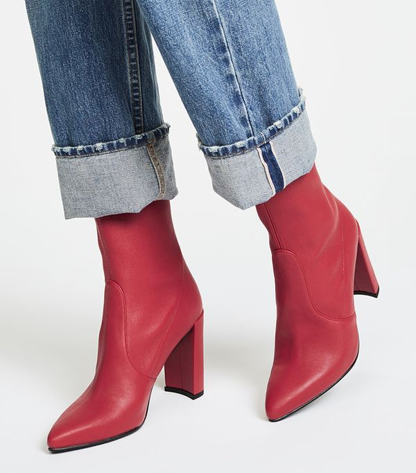 Clinger Stretch Booties
