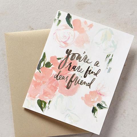 You're a Rare Find Card