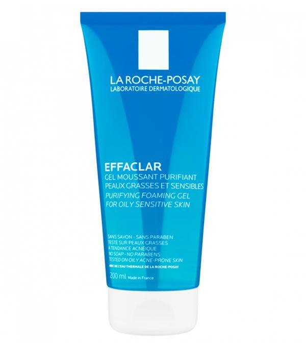 Best drugstore cleanser:  La Roche-Posay Effaclar Purifying Cleansing Gel