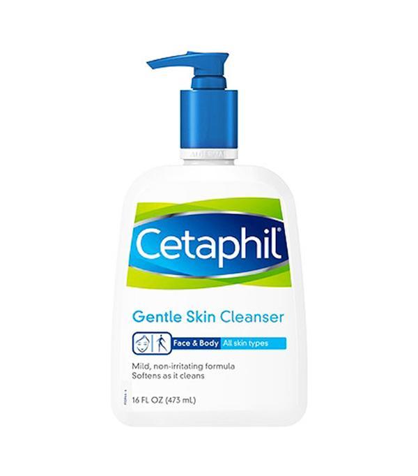 Best drugstore cleanser: Cetaphil Gentle Skin Cleanser