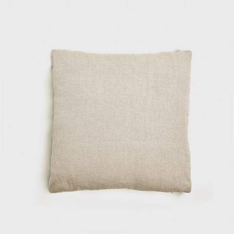 Linen Seam Square Pillow