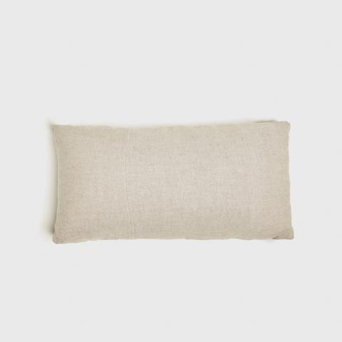 Linen Seam Rectangle Pillow