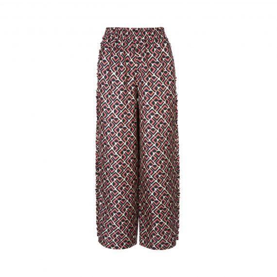 La DoubleJ Editions Domino Rosa Ruffle Pants