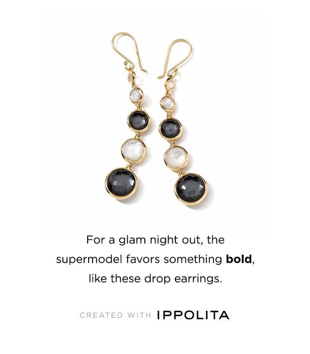 ippolita earrings kendall jenner