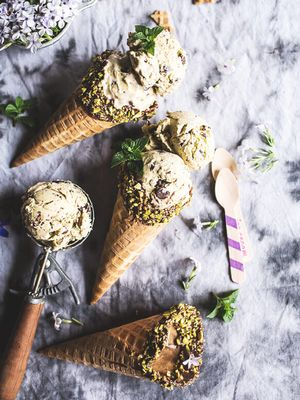 4 Low-Carb Ice Cream Recipes You'll Want to Make Right Away