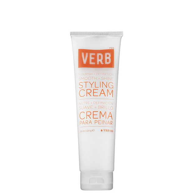 Verb Styling Cream - how to add volume to fine hair