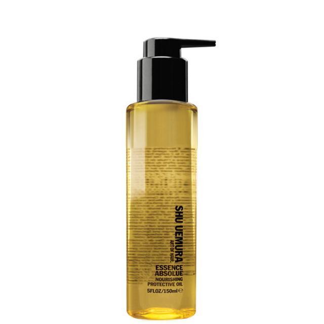 Shu Uemura Essence Absolue Nourishing Protective Oil - how to add volume to fine hair