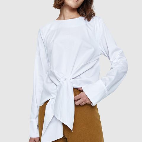 Tatiana Top in White