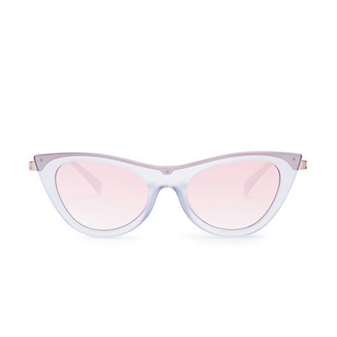 Enchantress Cat-Eye Sunglasses