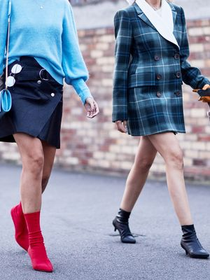 Sorry, But These Boots Won Fashion Week