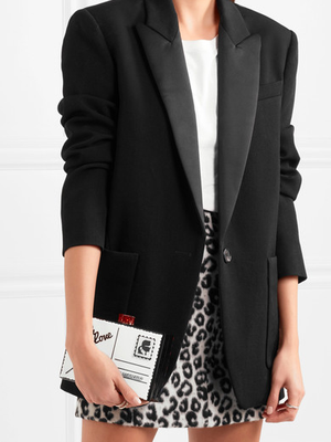 Must-Have: This Hard-Case Clutch Will Give You Serious Wanderlust