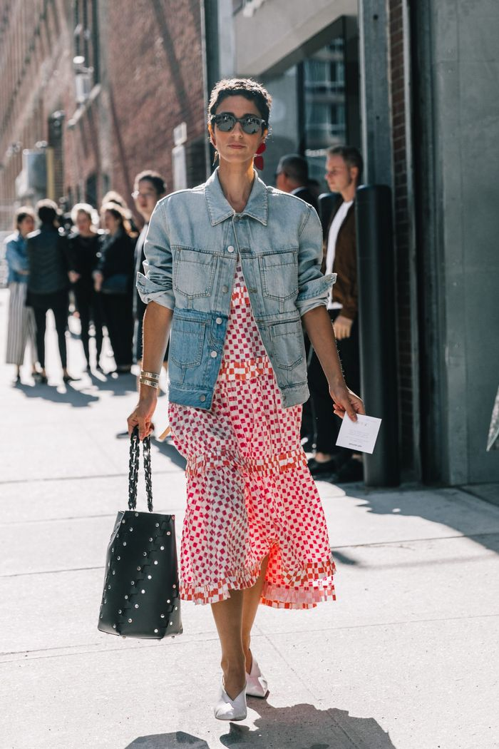 Denim Trends for Spring