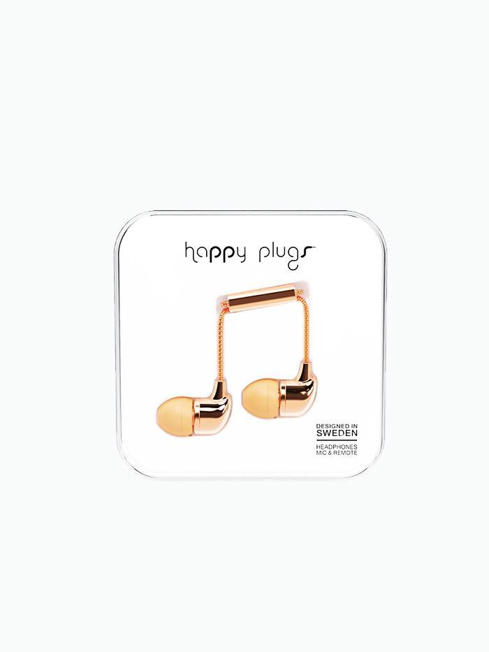 Deluxe In-Ear Headphones by Happy Plugs