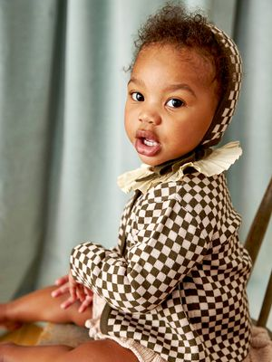No Joke, These Chic Baby Clothes Are Giving Us Major Style Envy