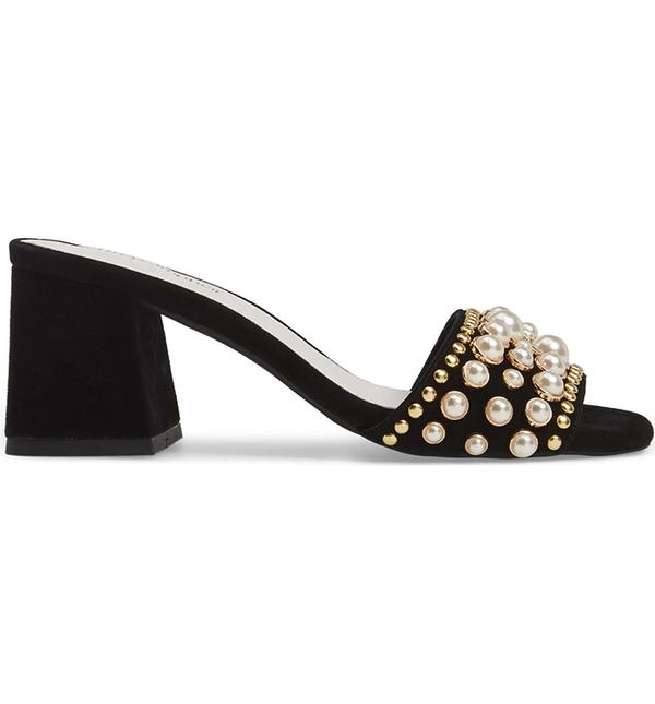 Parr Embellished Slide Sandal
