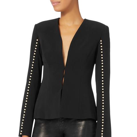 Pearl Studded Jacket