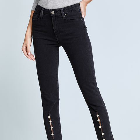 Julie Straight Leg Jeans