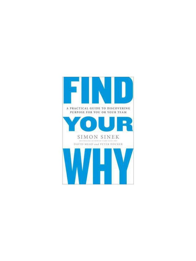 Find Your Way by Simon Sinek