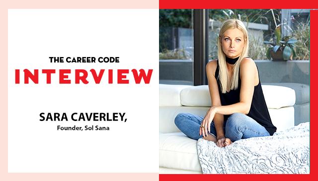 Career Code Interview Sara Caverley