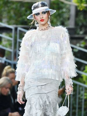 17 Pictures From the Chanel Show That Will Blow Your Mind