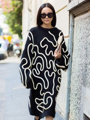 6 Sweaterdress Outfits Fashion Girls Live In