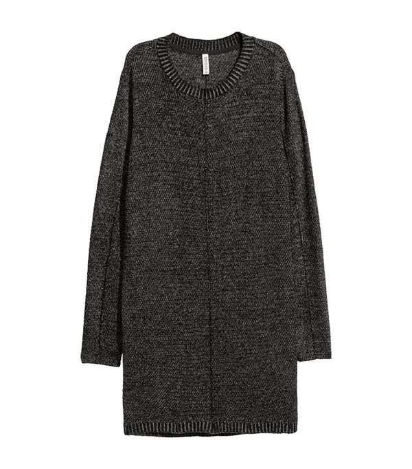 Loose-knit Dress