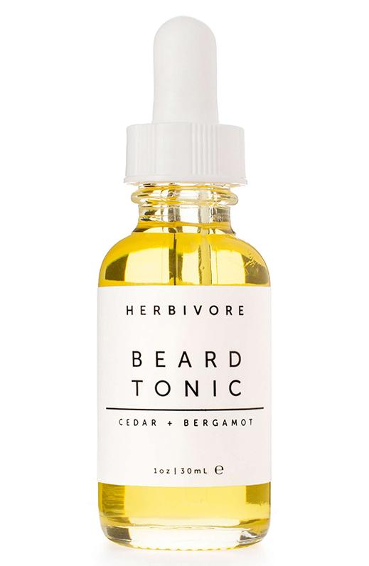 Herbivore Botanicals Cedar + Bergamot Beard Tonic