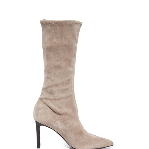 Holly Mid Calf Boots