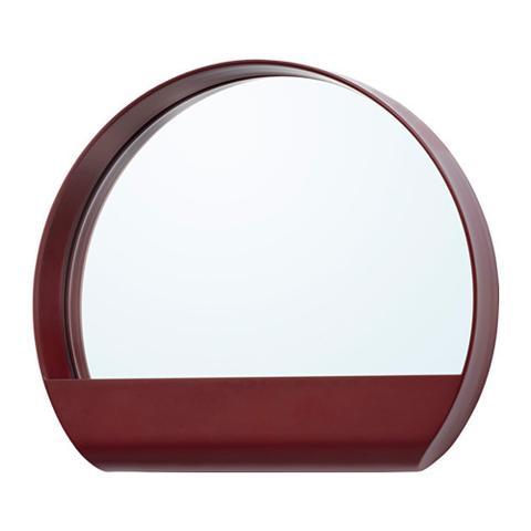 Dark Red Mirror