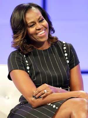Michelle Obama Just Wore the Chicest Shoes on the Red Carpet