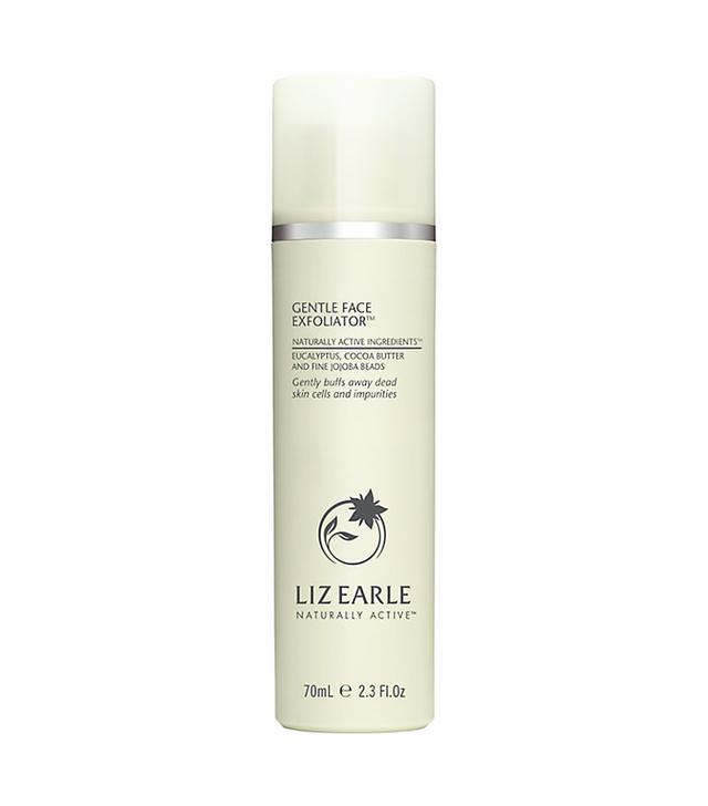 best face scrub for sensitive skin: Liz Earle Gentle Face Exfoliator