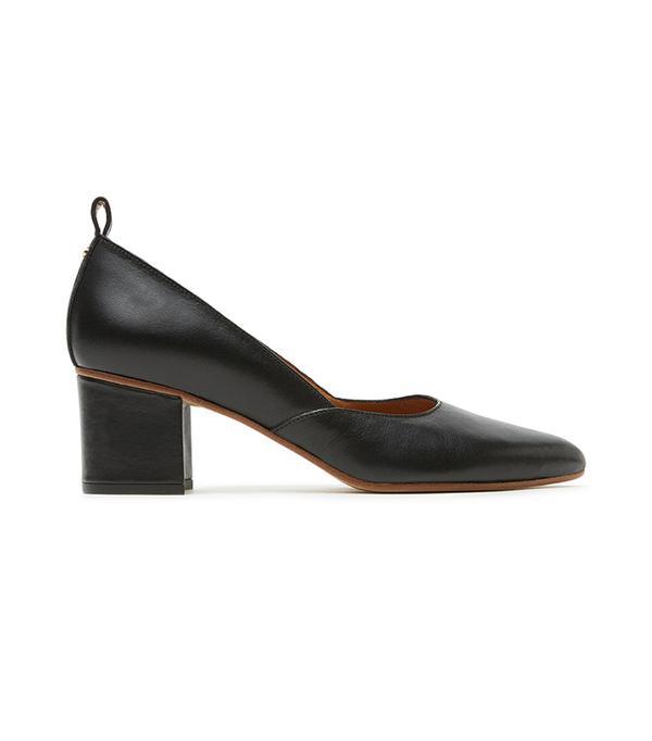 Nava Heel in Black