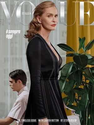 No One Featured in This Issue of Vogue Is Under 60