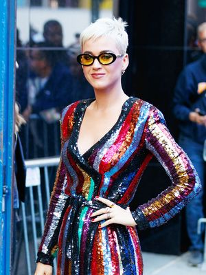 Katy Perry Just Wore the 2 Items Every Fashion Girl Wants