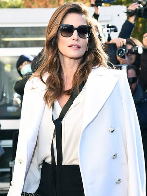 Cindy Crawford Reveals Why She Chose Her Unexpected '90s Wedding Dress