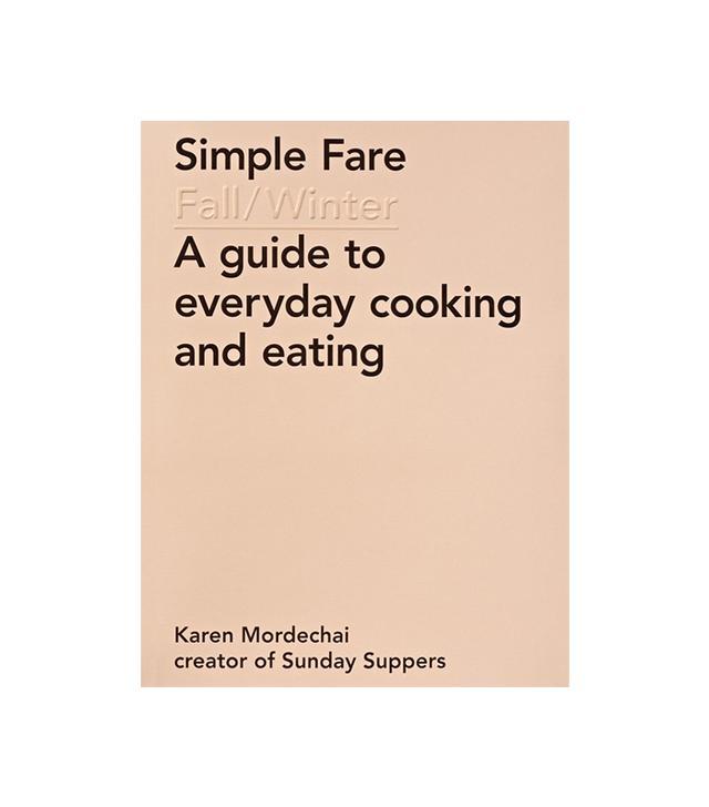 Karen Mordechai Simple Fare