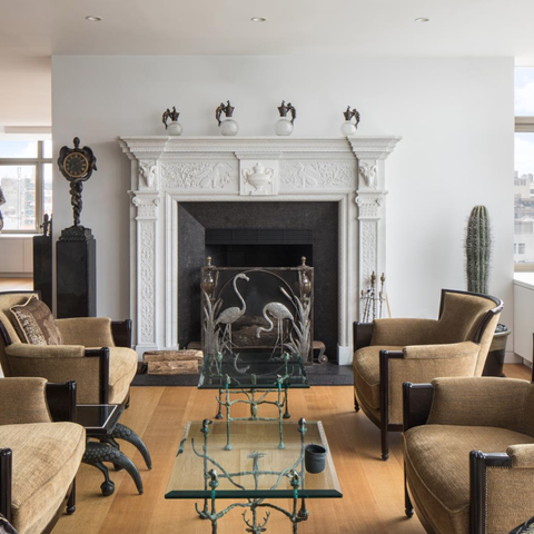 Inside the Olsen Twins' Former West Village Penthouse (It's Re-Listed for $25M)