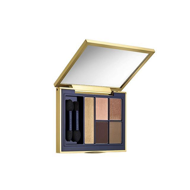 Estée Lauder Pure Color Envy Sculpting EyeShadow 5-Color Palette in Fiery Saffron
