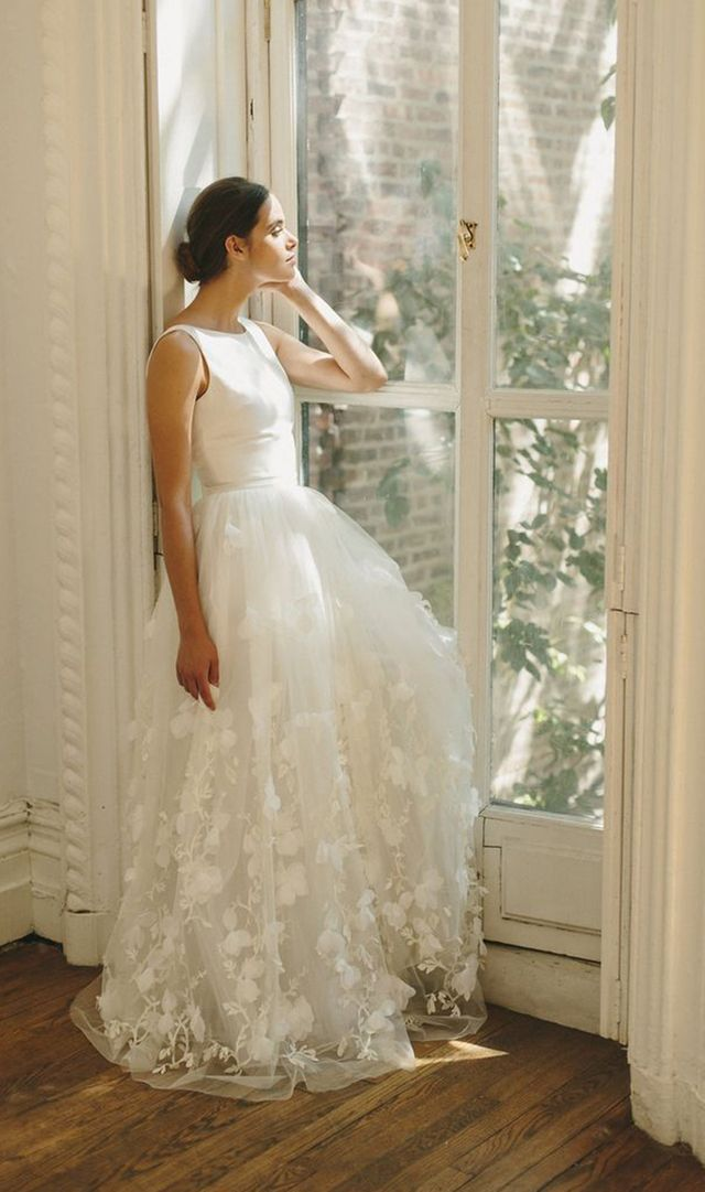 Alexandra Grecco wedding dress