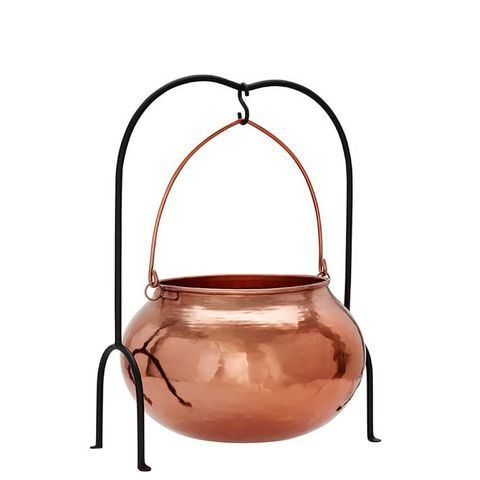 Copper Candy Cauldron