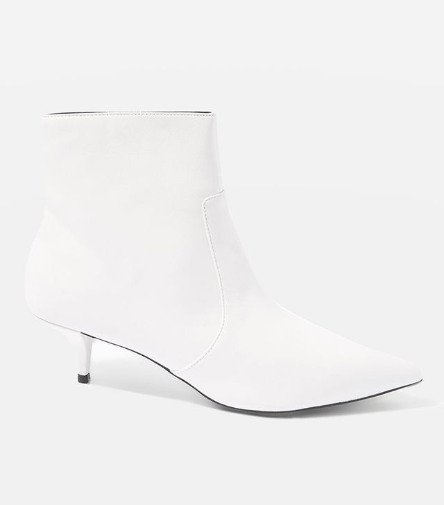 Topshop Abba Pointed Boots