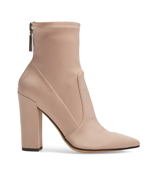 Elana Stretch Sock Bootie