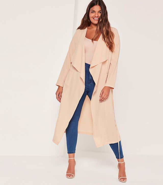 Missguided Duster Jacket