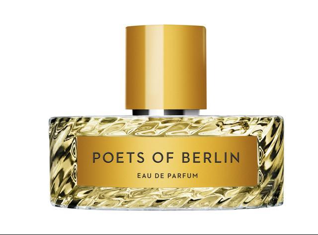 Villhelm Poets of Berlin Eau de Parfum