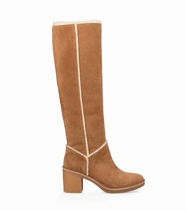 Ugg Kasen Tall Boots in Chestnut