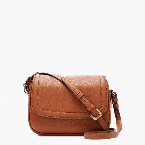 Signet Flap Bag