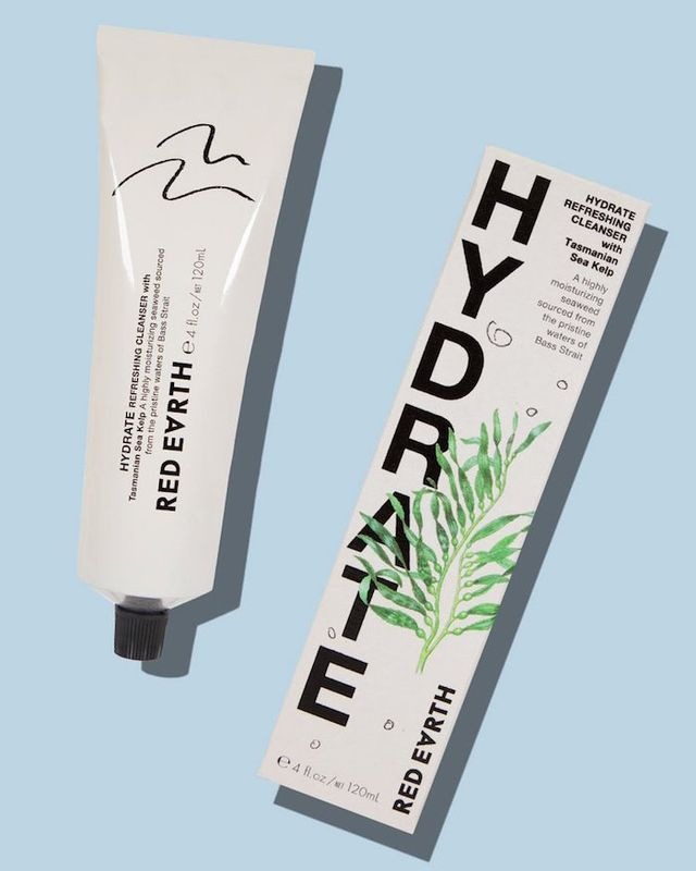 Red Earth Hydrate Refreshing Cleanser With Tasmanian Sea Kelp