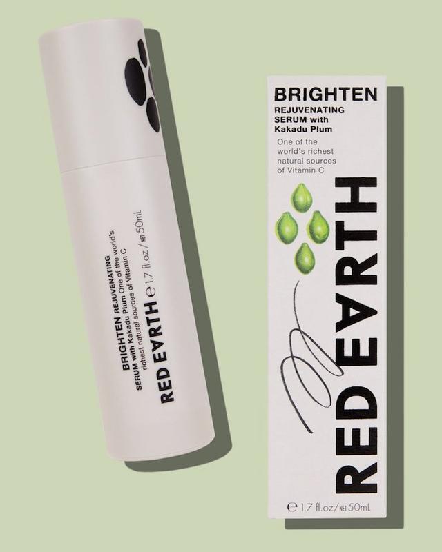 Red Earth Brighten Rejuvenating Serum With Kakadu Plum