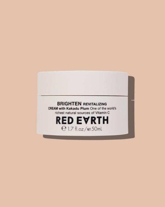 Red Earth Brighten Revitalizing Cream With Kakadu Plum