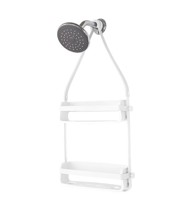Preston Flex Shower Caddy - White One Size at Urban Outfitters